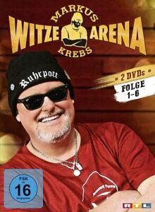 Markus Krebs - Witzearena DVD NEU OVP