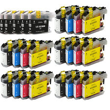 25 Ink Cartridge for Brother LC223 DCP-J4120DW MFC-J4420DW MFC-J4620DW T