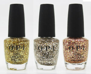 "OPI Glitter ""The Nutcracker and the Four Realms 3 pcs 2018 -No Display"
