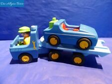 Playmobil 123 Truck 6705 Car Transporter with Car Lorry Truck