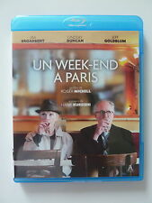 UN WEEK-END A PARIS - BLU-RAY - CHEQUE UNIQUEMENT - PAYPAL REFUSE