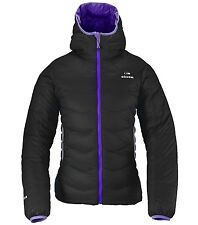 Women's Eider Black Olan Pertex réversible hiver Down ski jacket 46 18 14 16?