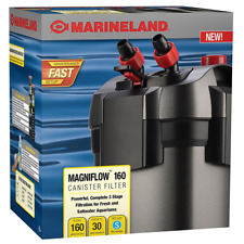 Marineland Magniflow Canister 160 for Aquarium Up to 30 Gallons