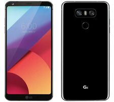 LG G6 - 32GB - Astro Black (T-Mobile) Smartphone A Condition