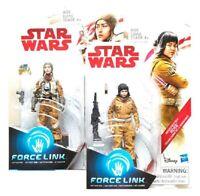 Star Wars The Last Jedi Resistance Tech Rose Gunner Paige New Action Figure Link