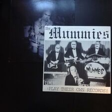 The MUMMIES 2xLP LOT Runnin On Empty/Play Their Own 92/96 GARAGE ROCK Vinyl NM