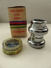 Vintage Classic NOS Campagnolo Nuovo Record French Thread Headset RARE