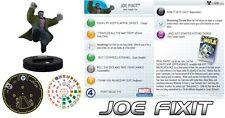 JOE FIXIT #036 #36 The Incredible Hulk HeroClix Rare