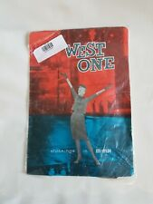 West One Vintage Early 1960's Seamfree Bri Nylon Stockings Charcoal Size 9 1/2