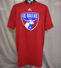 adidas MLS Youth F.C. Dallas Soccer Shirt LOOK S, XL