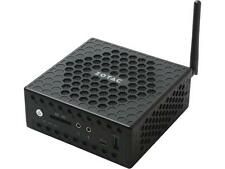 ZOTAC C Series ZBOX CI327 NANO, Palm-Sized Passive Cooled Mini PC, Intel N3450 Q