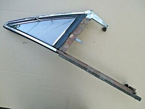 GM OLDS PONTIAC CHEVY BUICK A-BODY 1968 2-DOOR HARDTOP RH VENT WINDOW ASSEMBLY