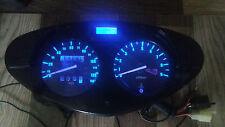 BLUE HONDA DEAUVILLE NTV 650 led dash clock conversion kit lightenUPgrade