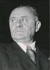M. Ripka 1952 - Témoin Procès de l'Internationale des Traites - PR 1195