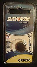 RAYOVAC - CR1620 3V Coin Cell Battery
