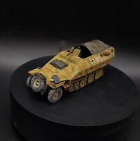 Pro Painted 28mm bolt action German late war 251 halftrack #211 ww2 (plastic)