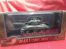 "Dragon Armor M4A1 Sherman Display Model US Army 2nd Armored Div, ""Elowee"" 60293"