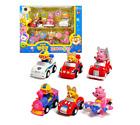 Pororo & Friends Kid Car Set (6pcs) by Pororo Minicar Toy
