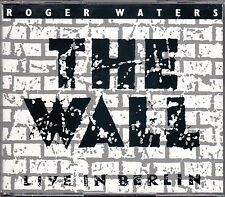 Roger Waters -The Wall: Live in Berlin  (CD, Aug-1990, 2 Discs) PINK FLOYD