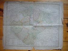 Charte vom Königreich Böheim 1804 (Karte vom Königreich Böhmen)