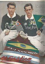 El Grafico Magazine J F De Andrade & A Rocha 1934 Nº 791