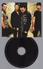 ☆☆ U2 STUCK IN THE MOMENT 3 TRACK CD SINGLE  NEAR EX CONDITION ☆☆