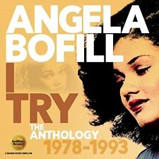 """ANGELA BOFILL - I TRY THE ANTHOLOGY 1978-1993 2017 REMASTERED 2CD 12"""" MIXES !"""