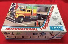 ERTL International Transtar 4300 Eagle Model Truck Kit 8025 Sealed Parts Bags