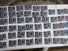 (51)  Vintage Star Wars Return Of The Jedi PackS Of Album Stickers