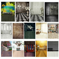 Dream Wedding Wood Wall Floor Photography Backdrop Photo Studio Background Props