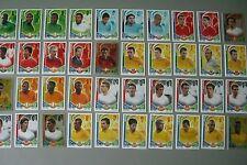 40 Topps Match Attax Trading Cards / Sammelkarten m. DFB (keine doppelt) WM 2010