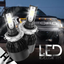 XENTEC LED HID Headlight Conversion kit H7 6000K for Chrysler Pacifica 2004-2006