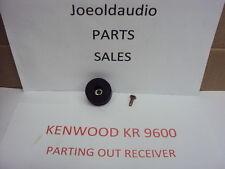 Kenwood KR 9600, KR 9400 Original Rubber Foot & Hardware. Parting Out KR 9600***
