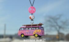 1965 Volkswagen Bus Camper Kombi Peace Love not War Surf VW T1 T2 Mirror Hanger