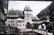 SWITZERLAND~SCHWEIZ~1950's WALDENBURG~SCHLOSS ~ SWISS CASTLE ~ RPPC