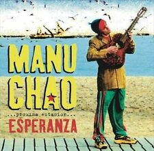 Proxima Estacion: Esperanza [2LP+CD] by Manu Chao (Vinyl, Nov-2013, 3 Discs,...