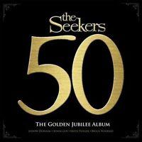 50: The Golden Jubilee Album * by The Seekers (CD, Nov-2012, 2 Discs, EMI)