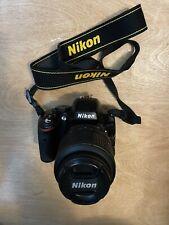 Nikon D5100 16.2MP DSLR Camera Kit w/ AF-S DX VR 18-55mm Lens, 32GB SD card