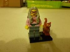 Lego Mrs Scratchen-Post Cat Lady Minifigure Movie