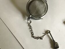 Witch Broom TG15 Infuser Stainless Steel Sphere Strainer