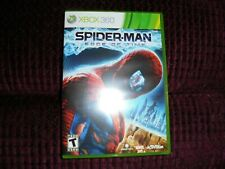 SPIDER-MAN EDGE OF TIME XBOX 360 VIDEO GAME! EXCELLENT CONDITION! FREE SHIPPING!