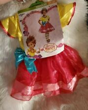 DISNEY FANCY NANCY DRESS UP PLAY COSTUME DRESS OUTFIT TODDLER SIZE 3T 4T