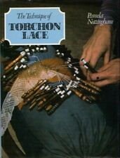 The Technique of Torchon Lace BOOK Lace Making Craft HC