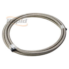 Aeroflow 1m 200 Series PTFE Stainless Steel Braided Hose -4AN
