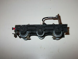Hornby Dublo/Wrenn Castle 3 rail locomotive tender chassis in working order