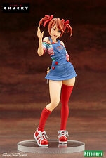 Kotobukiya Childs Play Chucky estatua Bishoujo 1:7 Escala De Vinilo