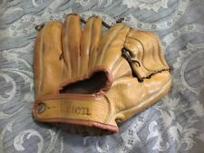 TED WILLIAMS Fieldmaster WILSON A2171 BALL HAWK   VINTAGE USA BASEBALL GLOVE