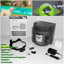 Premier Pet GIF00-16347 Wireless Dog Pet Fence Containment System