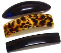 Set Of Quality Barrette Hair Clip Large Slide, Smart Beautiful Clip, Ladies Girl