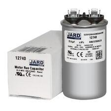 25 uf MFD 370 440 VAC ROUND Capacitor 12740 Replaces C325R C425R 97F9606 97F9632